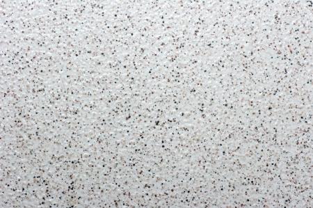 non uniform: White stone floor with an uneven texture of stones  Stock Photo