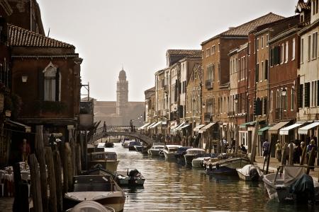 wasser: Murano, Venedig II   Murano, Venice II Stock Photo
