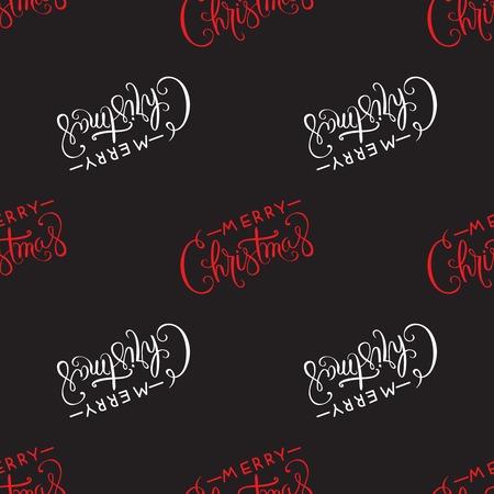 手には、書道デザイン メリー クリスマス挨拶パターンが描画されます。招待状やグリーティング カード、版画、ポスターのテキスト文字。
