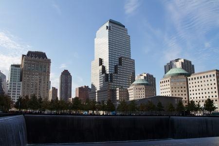Ground Zero, New York, USA photo