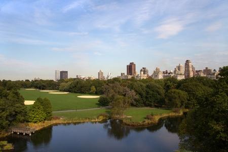 Central park, new york city photo