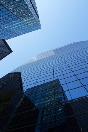 image of skyscrapers in New York, USA Reklamní fotografie
