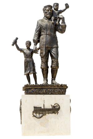 Saint Nicholas statue, Myra, Turkey