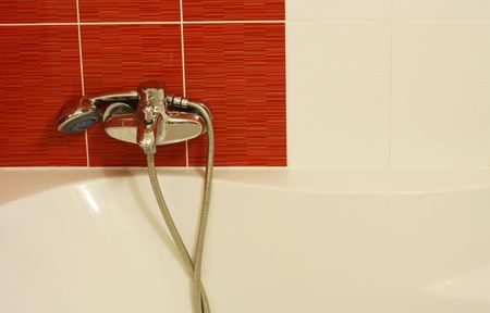 Inter of a modern bathroom Stock Photo - 5834229
