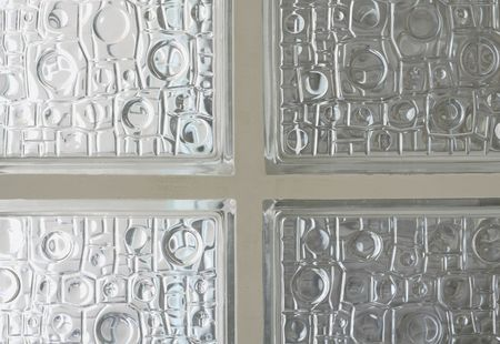 Ladrillos de vidrio  Foto de archivo - 5857647