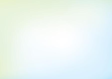 Fondo moderno suave utilizando colores y degradados sutiles.  Ilustración de vector