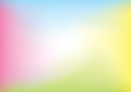 Smooth modern background using subtle gradients and colors. Ilustrace