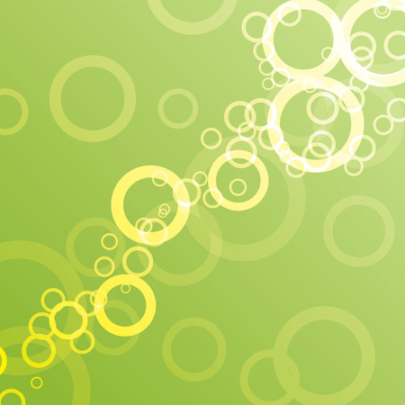 Abstract  bubble background with room for your text