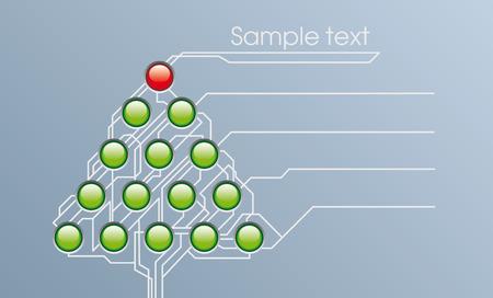 furtree: Techno fur-tree