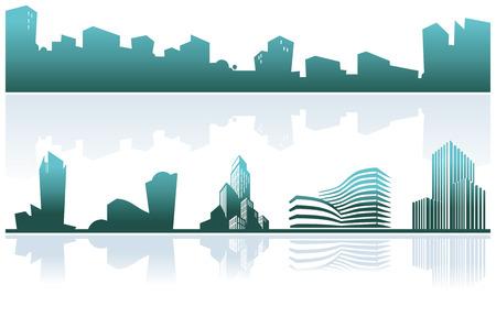メトロポリス: 都市のスカイライン