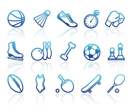Símbolos de deportes