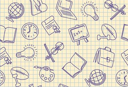 vzdělání: Seamless school background