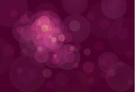 blurry lights: Viola luci di sfondo sfocato Vettoriali