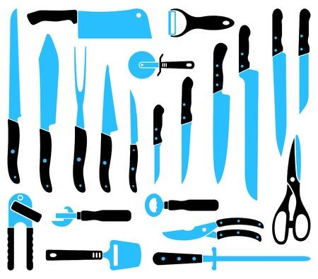 peeler: Knifes