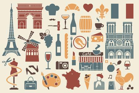 flag france: Symboles de France