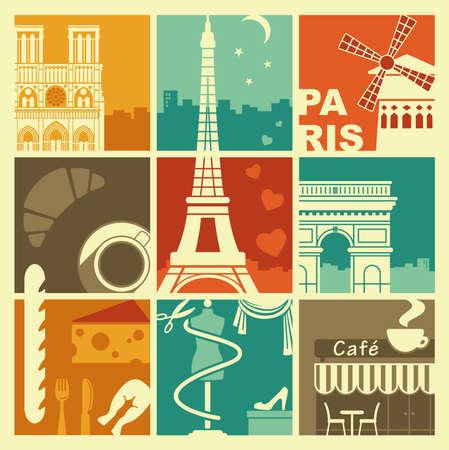 montmartre: Symbols of France