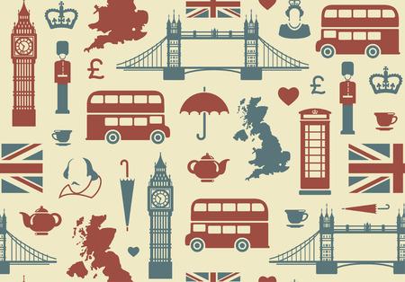 England background Vector