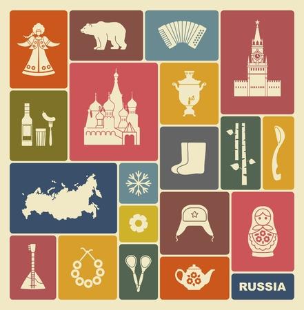 palacio ruso: Iconos rusos