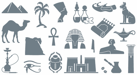 archaeology: Egyptian symbols