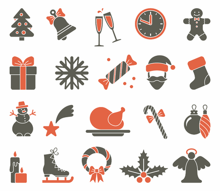 christmas icon: Christmas icons