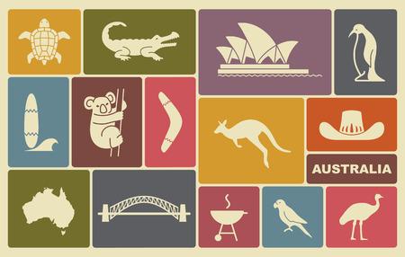 australian ethnicity: Australian icons