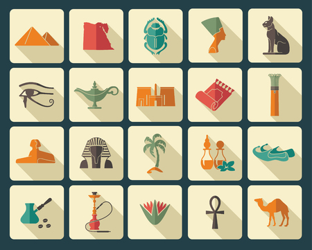 ancient civilization: Egyptian symbols