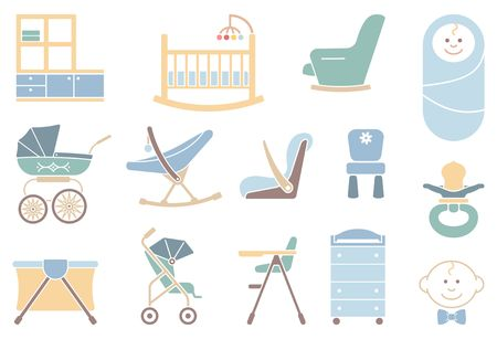 Furniture and equipment for boys