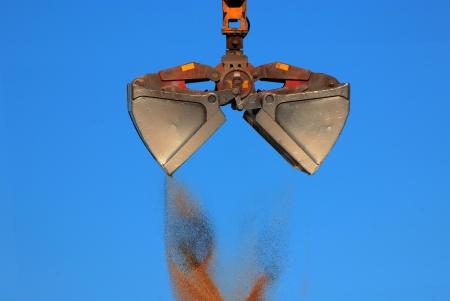 crane bucket: Crane bucket