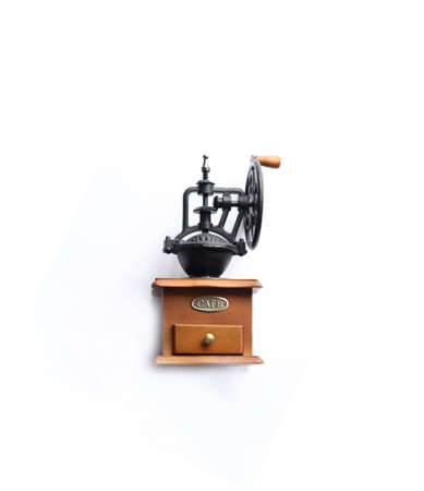 Manual coffee-mill   photo