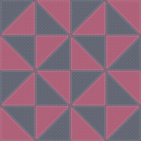 square detail: mosaico de fondo con elementos de la decoraci�n Vectores
