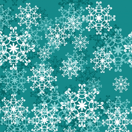 christmass: christmass and new year background with snowflakes