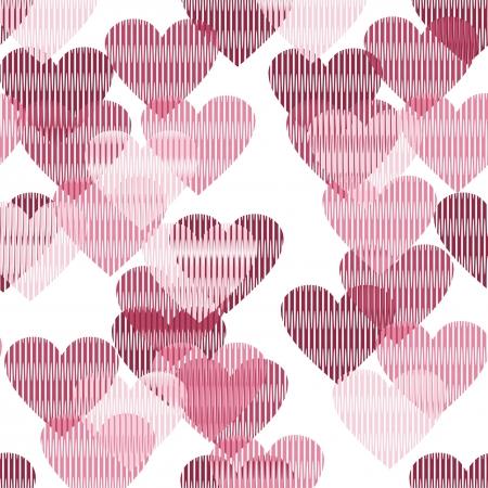 love wallpaper: de fondo sin fisuras con el coraz�n