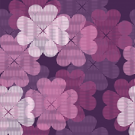 dekor: seamless background with flowers