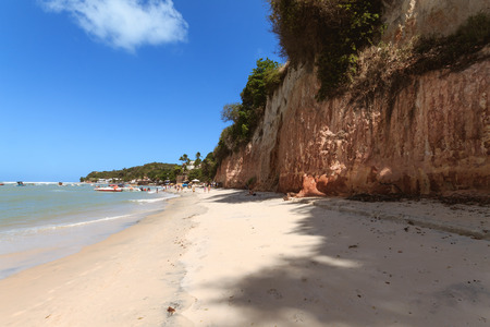 Pipa Beach is one of the most famous beaches of Brazil