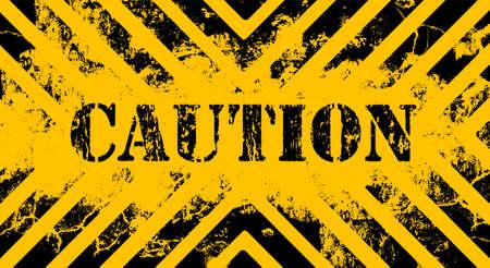 under construction on warning sign. Ilustração
