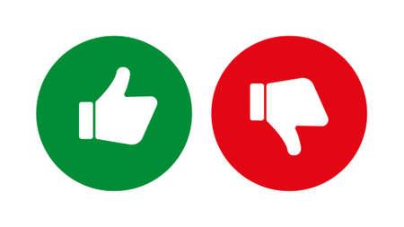 hand icon on white background Vettoriali