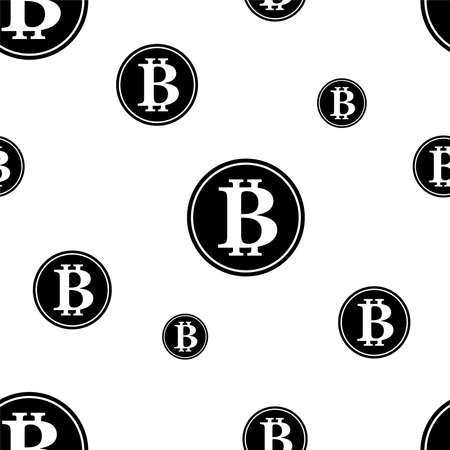 seamless pattern with money icon