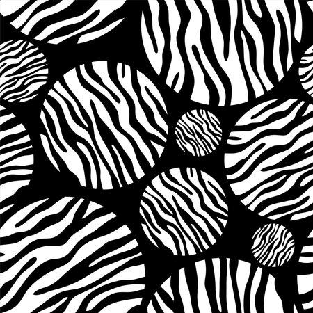 Seamless pattern of dots and geometric shapes 版權商用圖片 - 161520793