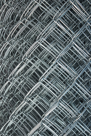 Meshed fence, wire mesh, wire netting, rabitz, rolled fencing