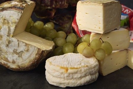 French cheese specialities