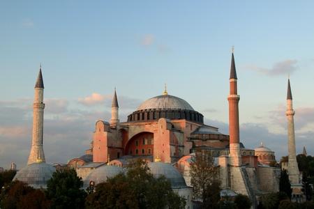 hagia: The Beautiful Hagia Sofia in Istanbul