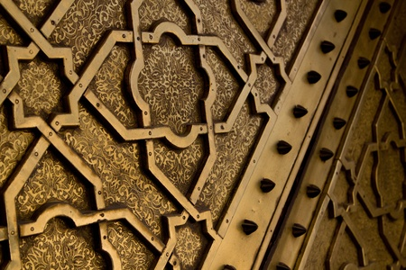 brass: Morocco Golden gate