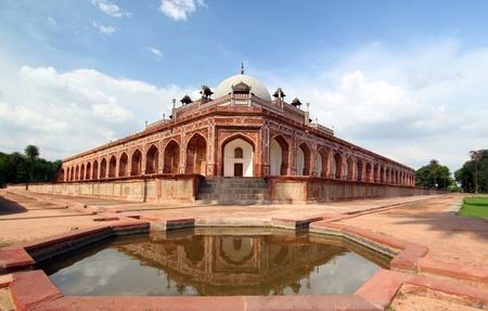 mughal architecture: Humayun