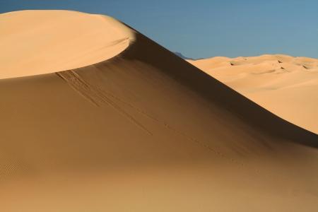 Perfect dune in Sahara - Niger