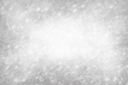 Light and Snow Background Stock Photo