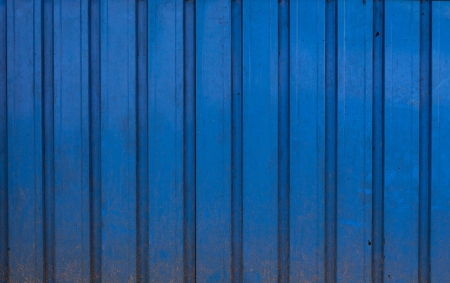 Real Blue, Metal, Dirty, Damaged Background