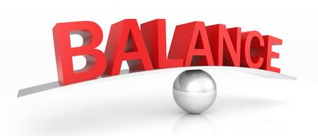 Balance Reklamní fotografie - 29906140