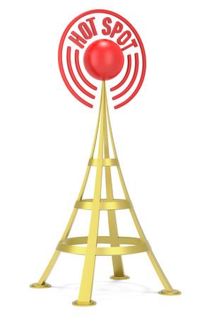 hot spot: Hot Spot Network