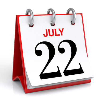 Juli Kalender