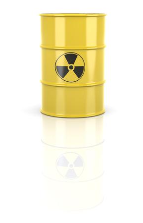 Radioactive Barrel photo